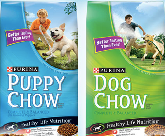 Rare Buy 1 Get 1 Free Purina Dog Chow Or Puppy Chow Coupon Up To
