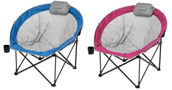 Super Walmart Ozark Trail Oversized Cozy Camp Chair Only 10 Theyellowbook Wood Chair Design Ideas Theyellowbookinfo